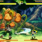 Cartoon vs Anime Mugen - Screenshot