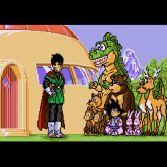 Dragon Ball Z Idainaru Son Goku Densetsu - Screenshot