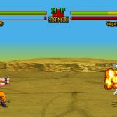 Dragon Ball Z Ultimate Battle 22 - Screenshot