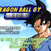 Dragon Ball GT Final Bout - Screenshot