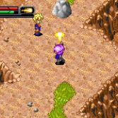Dragon Ball Z The Legacy of Goku 2 - Screenshot