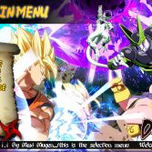 Dragon Ball FighterZ Mugen - Screenshot