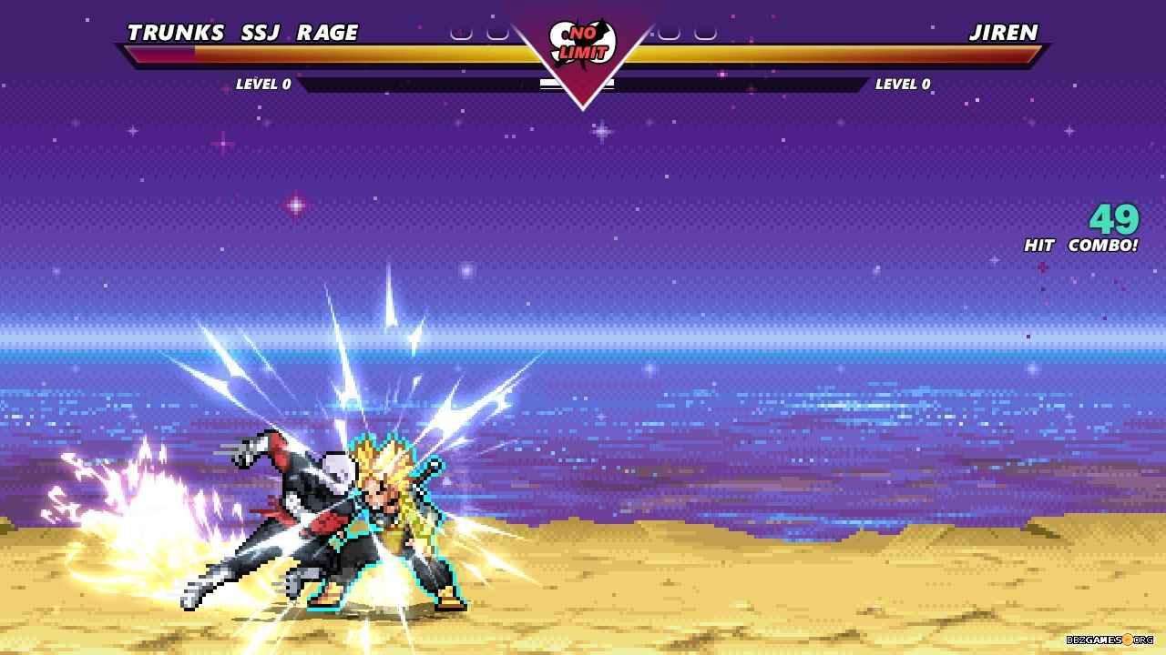 Dragon Ball Super Maxi Mugen - Download - DBZGames org