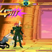 Jojo's Bizarre Adventure Mugen - Screenshot