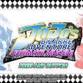 Jojo's Bizarre Adventure Ultimate Mugen HD - Screenshot
