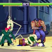 Jojo's Bizarre Adventure Ultimate Mugen HD - Screenshot