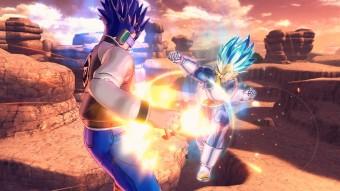 Dragon Ball Xenoverse 2 - Vegeta SSGSS Evolved