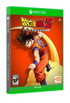 Dragon Ball Z Kakarot - Cover