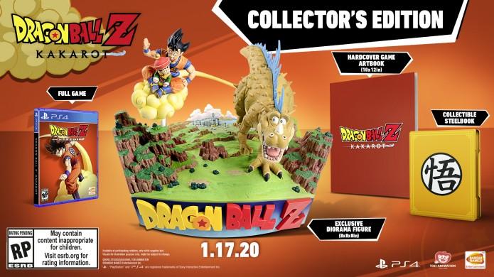 Dragon Ball Z Kakarot - Collector's Edition