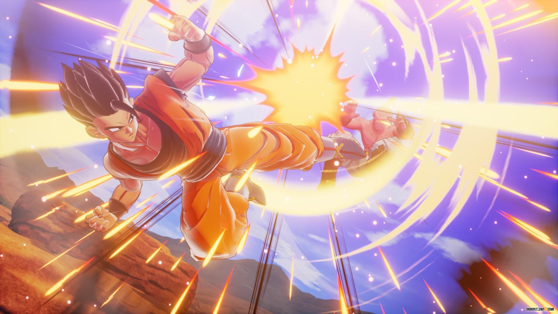 Dragon Ball Z Kakarot - DBZGames.org