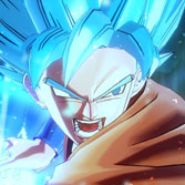Dragon Ball Xenoverse 2: Nintendo Switch Motion Controls gameplay