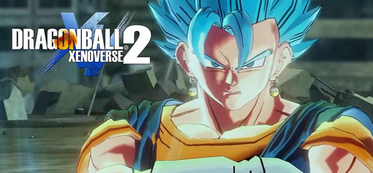 Dragon Ball Xenoverse 2 Ssgss Vegito Moveset Dlc 4