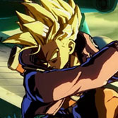 Dragon Ball FighterZ: Future Trunks first in-game screenshot
