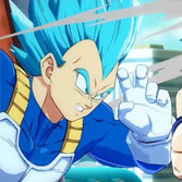 Dragon Ball FighterZ: SSGSS Goku and SSGSS Vegeta official trailers