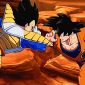 Dragon Ball FighterZ: Goku and Vegeta from Saiyan Saga announced