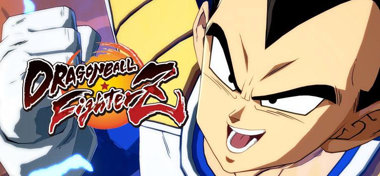 Dragon Ball FighterZ: Goku and Vegeta from Saiyan Saga first screenshots