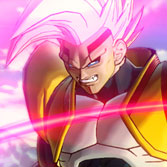 Dragon Ball Xenoverse 2: Super Baby Vegeta gameplay trailer