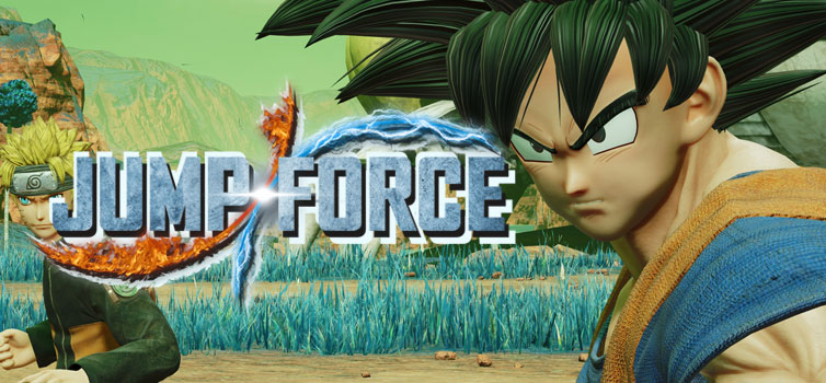 Jump Force: Closed Beta in October, SSGSS Goku confirmed