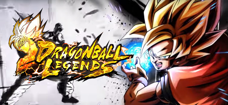Dragon Ball Legends: New characters trailer