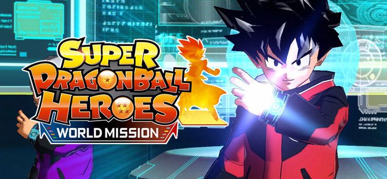 Super Dragon Ball Heroes World Mission: 4 new screenshots