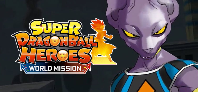 Super Dragon Ball Heroes World Mission: Hero Edition announced