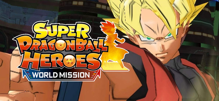 Super Dragon Ball Heroes World Mission: Demo version launches this month in Japan