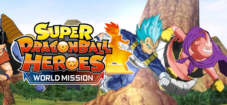 Super Dragon Ball Heroes World Mission: Tutorial video