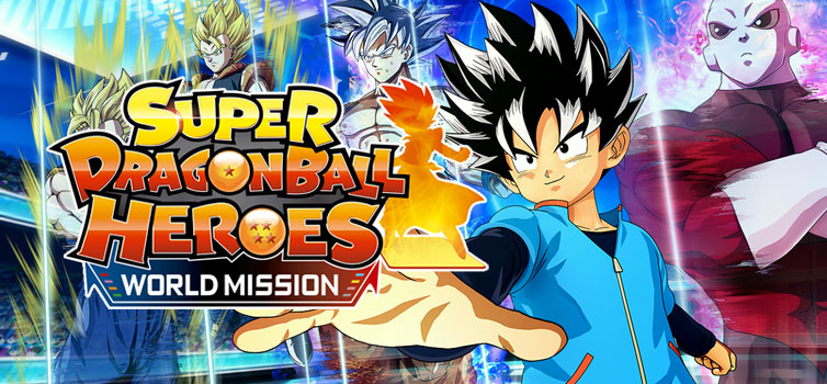 Super Dragon Ball Heroes World Mission sold 70,000 copies in debut week in Japan