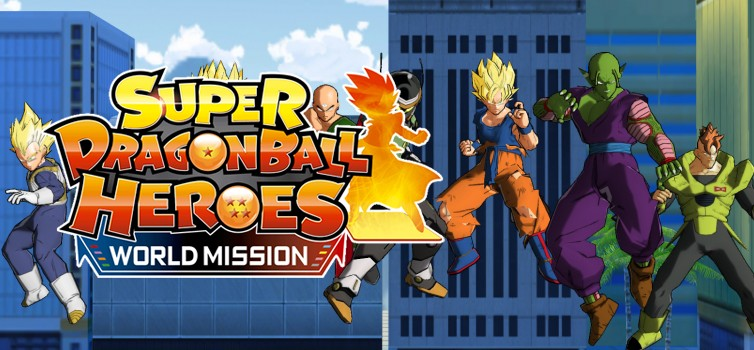 Super Dragon Ball Heroes World Mission: Free demo version announced