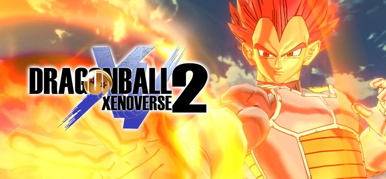Dragon Ball Xenoverse 2: Super Saiyan God Vegeta first screenshots