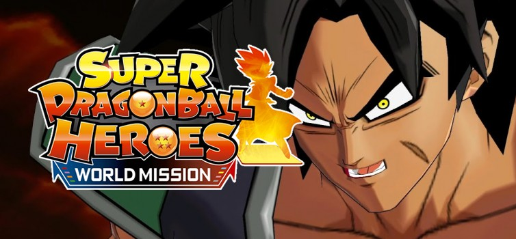 Super Dragon Ball Heroes World Mission Demo Version And
