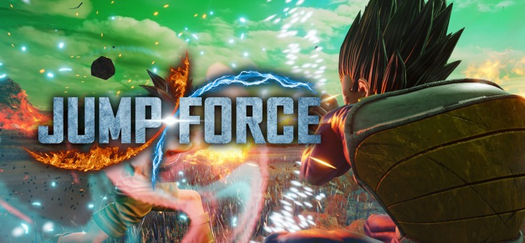 Steam Weekend Deal: Save up to 40% on Jump Force until April 29