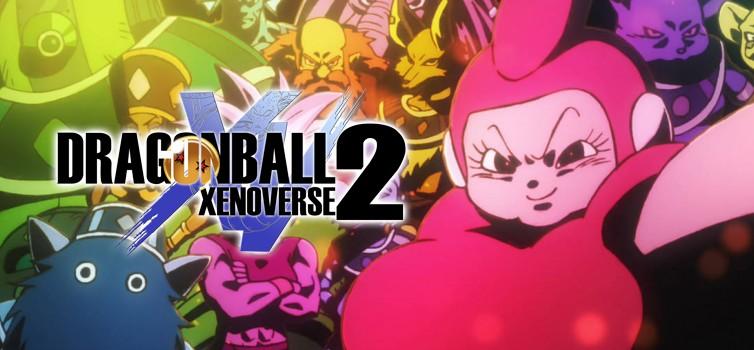 Dragon Ball Xenoverse 2: Ribrianne announced as a DLC character
