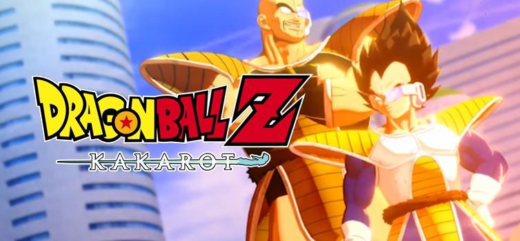 Dragon Ball Game Project Z unveiled as Dragon Ball Z Kakarot, gameplay trailer