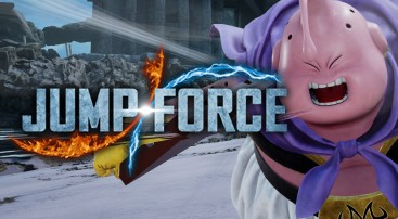 Jump Force: Majin Buu DLC character launches this summer, first screenshots
