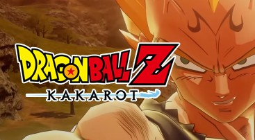 Dragon Ball Z Kakarot: Majin Vegeta gameplay video