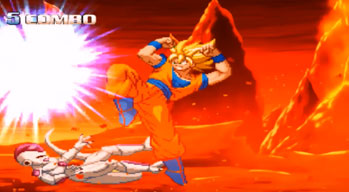 Dragon Ball Z Retro Battle X3 - Trailer
